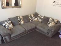 Corner sofa, (scs)