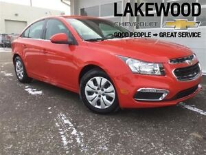 2015 Chevrolet Cruze LT 1LT (Colored Touch Screen, Back Up Camer