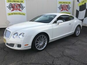 2008 Bentley Continental GT Speed, Auto, Navi, Leather, AWD, Onl