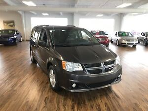 2016 Dodge Grand Caravan Crew Plus (DVD)