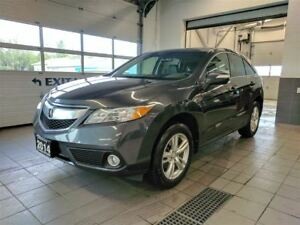 2014 Acura RDX CLEAROUT $24995 AWD - Leather - Sunroof - Low km'