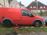 Ford transit connect 06 no vat