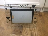 Moments 'True Love' picture frame