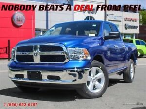 2017 Ram 1500 Brand New SLT, Quad, 4x4 Only $30,995