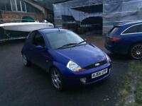 Ford ka sport breaking got parts. Spares