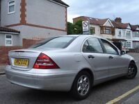 /// MERCEDES BENZ C220 CDI 6 SPEED DIESEL /// C CLASS /// 52 PLATE /// CHEAPPP