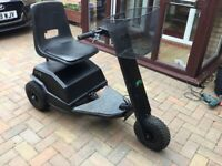 Pennine Driver electric golf buggy