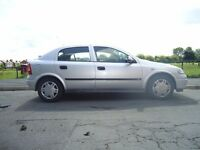 Vauxhall Astra 1.4 i 16v LS 5dr