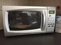 Fully functional Cookworks microwave