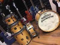 Gretsch Broadkaster Drums Jasper Shells USA 1998