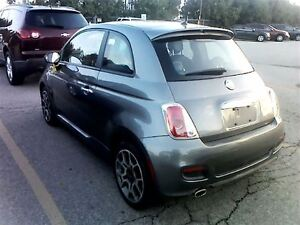 2012 Fiat 500 Sport - Moonroof - Managers Special London Ontario image 2