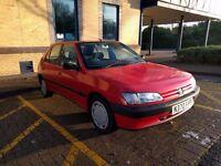 1995 Peugeot 306 XRdt - Phase 1 - XUD9 - £450ono