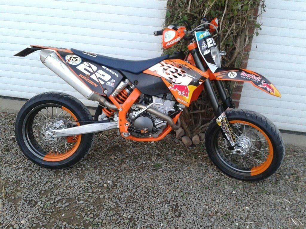 ktm exc f sxf 250 supermoto road legal in hull east. Black Bedroom Furniture Sets. Home Design Ideas