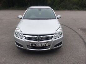 Vauxhall Astra 1.4 petrol, 13 month MOT