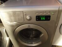 Indesit 8kg washing machine in good clean working order comes with 3 months warranty PLEASE READ