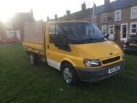 2001 ford transit 2.4 Dropside £995