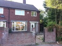 +++SORRY NOW LET DEPOSIT TAKEN+++ 3 BED SEMI DETACHED WITH VERY LARGE SECURE GARDENS TO 3 SIDES+
