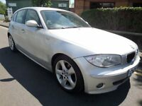 BMW 120D 2.0 Sport 5dr in Silver