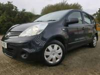 2009 Nissan Note 1.4 *92000*FULL MOT* (golf polo Astra Micra Corsa Leon Volvo up fiesta c3 c5 c4)