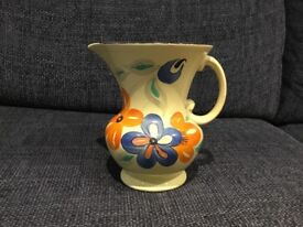 Hand painted Jug