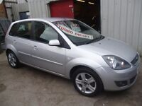 Ford FIESTA Zetec Climate TDCI,5 door hatchback,2 previous owners,2 keys,runs and drives very well,