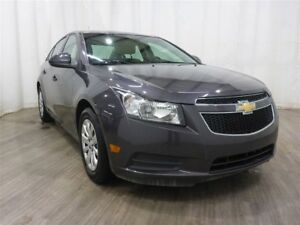 2011 Chevrolet Cruze LT Turbo No Accidents 1 Owner Bluetooth