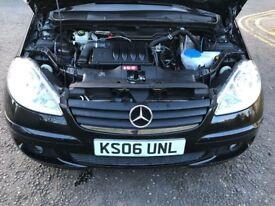 2006 Mercedes-Benz A Class 2.0 A160 CDI Classic SE CVT 5dr Automatic @07445775115