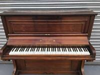 ***CAN DELIVER*** OVERSTRUNG UPRIGHT PIANO ***CAN DELIVER***