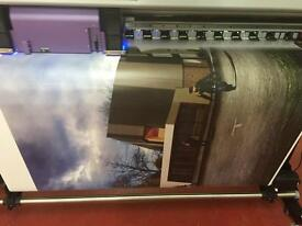 Large Format Printing business equipment