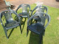 Garden / Patio Chairs