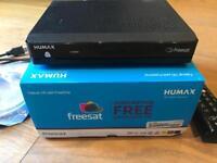 Freesat Receiver