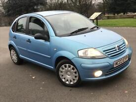 CITROEN C3 SX 5 DOOR 58000 MIlES (IDEAL FIRST CAR PX TO CLEAR NO OFFERS