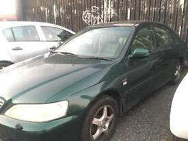 Honda Accord, in good condition start and drive