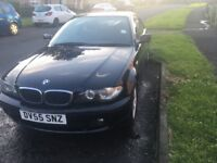 BMW 318 coupe -spares/repair