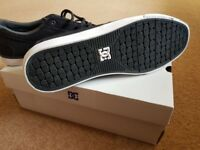 Mens DC Shoes Nyjah Vulc Black Size UK 12 / US 13 Brand New