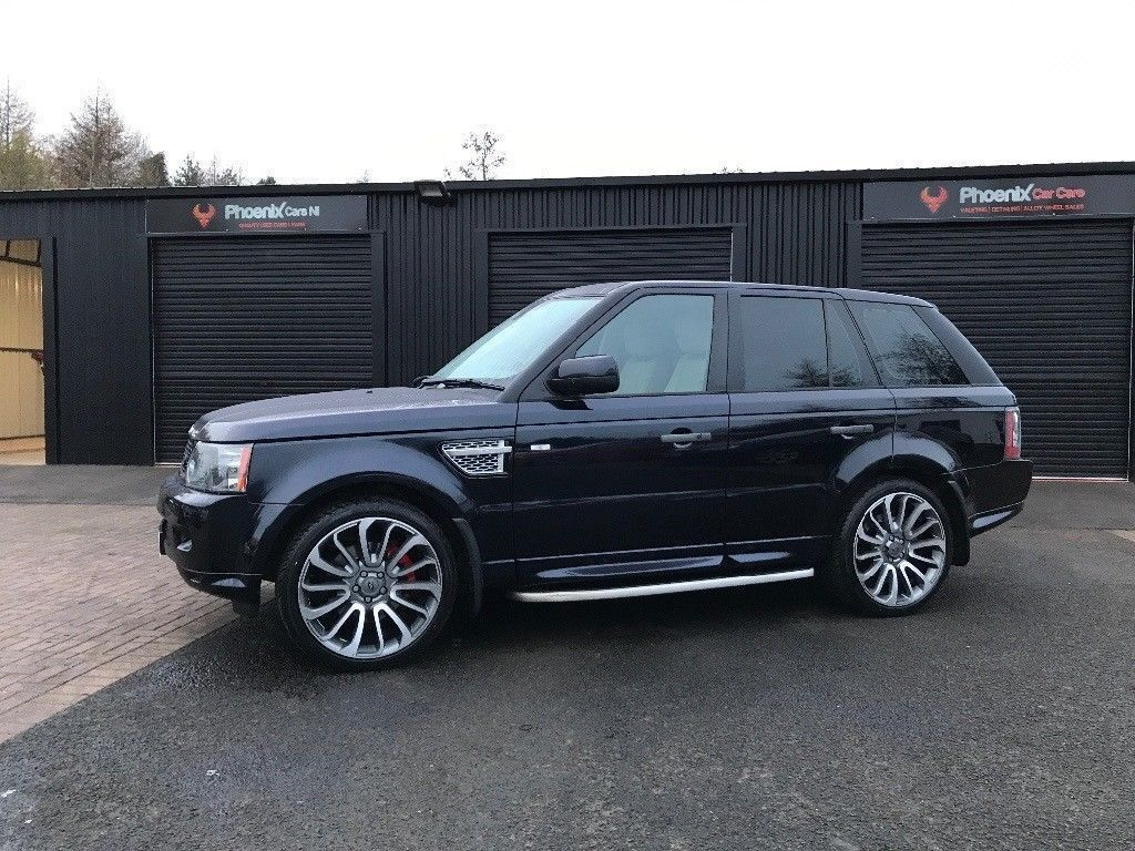 range rover sport 3 0 hse diesel 4x4 jeep in belfast. Black Bedroom Furniture Sets. Home Design Ideas