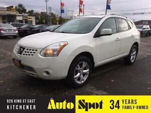 2008 Nissan Rogue SL/LEATHER/LOADED/PRICED FOR A QUICK SALE !