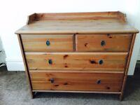 IKEA Leksvik chest of 4 drawers