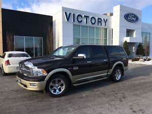 2011 Ram 1500 LARAMIE LONGTON, NAV, BACK UP CAM, B TOOTH, LOADED