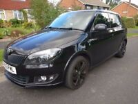 "Skoda Fabia - Model ""MonteCarlo"" Limited Edition 2012"