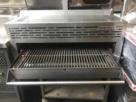 Gas grill salamander gas grill commercial catering kitchen equipment restaurant catering business