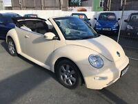 Vw beetle Convertible s BIG BARGAIN