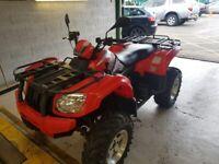 Quadzilla 500 Road Legal 4x4 Quad | 2 Seater for sale  Ash, Hampshire