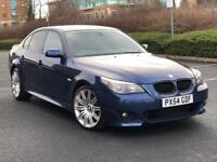 BMW 5 SERIES 525D M SPORT AUTOMATIC