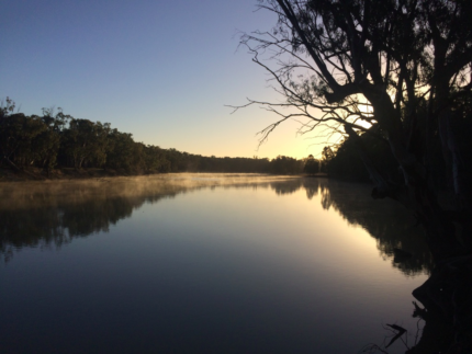 PINK LAKES, MURRAY RIVER ESCAPE