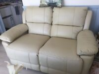 2xmatching 2 seaters Recliners Sofas