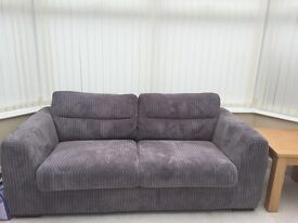 DFS 3 seater sofa, excellent condition.