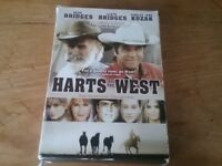 Harts of the West The Complete Collection Boxed Set DVD's