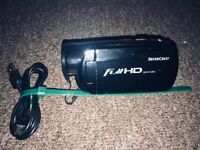 Silvercrest HD Camcorder Video with charger