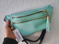 Turquoise waist bag *BNWT*
